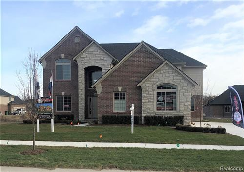 Photo of 54582 BLACK HILLS LN, Shelby Township, MI 48315- (MLS # 30773874)