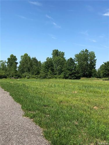 Photo of 0 SHORT CUT RD, Cottrellville, MI 48039- (MLS # 40073876)