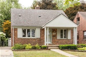 Photo of 1524 EMMONS AVE, Birmingham, MI 48009-5164 (MLS # 30778878)