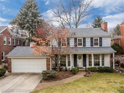 Photo of 615 UNIVERSITY PLACE, Grosse Pointe, MI 48230-1258 (MLS # 40014878)