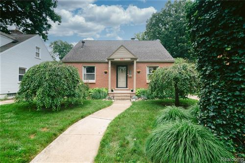 Tiny photo for 271 CHANNING ST, Ferndale, MI 48220-2501 (MLS # 40197878)