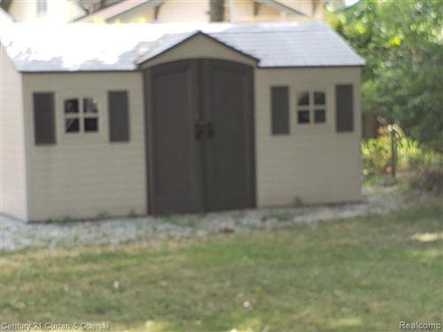 Tiny photo for 130 HAWTHORN AVE, Royal Oak, MI 48067-1846 (MLS # 40102884)