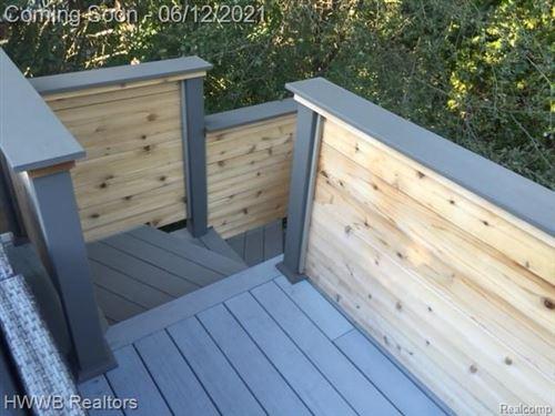 Tiny photo for 902 S LAFAYETTE AVE, Royal Oak, MI 48067-3168 (MLS # 40184885)