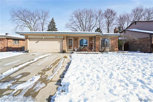 Photo of 38132 FAIRFIELD DR, Sterling Heights, MI 48310-3337 (MLS # 40018888)