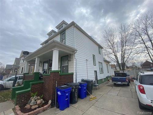 Tiny photo for 2175 LANSING ST, Detroit, MI 48209-1672 (MLS # 40135890)