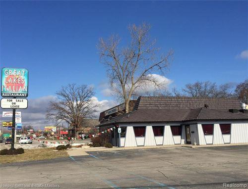 Photo of 3822 PINE GROVE, Fort Gratiot, MI 48059- (MLS # 40032892)