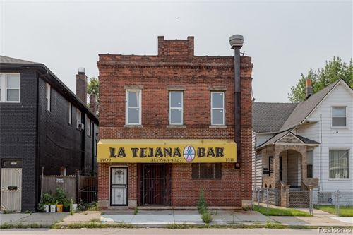 Photo of 1409 JUNCTION ST, Detroit, MI 48209 (MLS # 40201895)