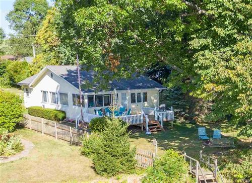 Photo of 6109 S Lakeshore, Lexington, MI 48450 (MLS # 31391900)