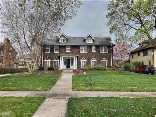 Photo of 1162 Devonshire Rd, Grosse Pointe Park, MI 48230 (MLS # 50005901)