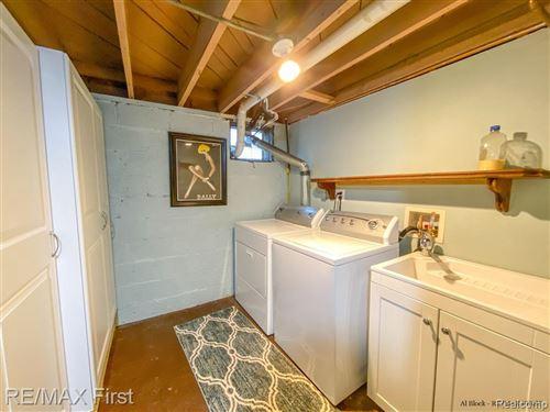 Tiny photo for 25 SYLVAN AVE, Pleasant Ridge, MI 48069-1236 (MLS # 40193906)