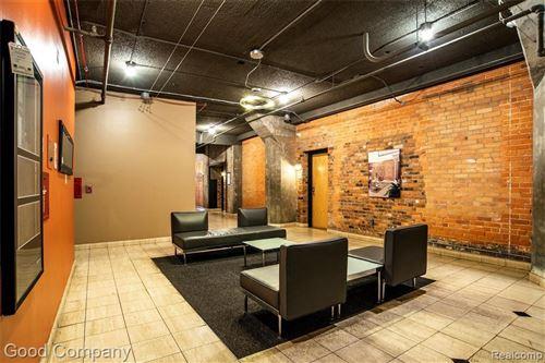 Tiny photo for 6533 E JEFFERSON AVE APT 426, Detroit, MI 48207-4399 (MLS # 40169910)