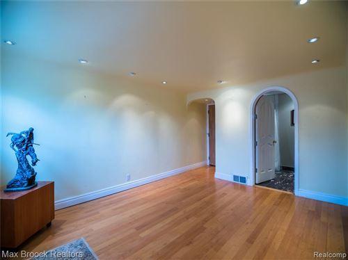 Tiny photo for 16 MILLINGTON RD, Pleasant Ridge, MI 48069-1107 (MLS # 40057911)