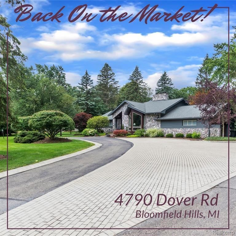 4790 DOVER RD, Bloomfield Hills, MI 48304-3627 - #: 40197914