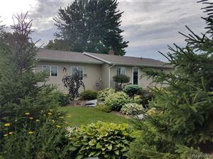Photo of 3184 COLCLOUGH RD, Sandusky, MI 48471- (MLS # 21631916)