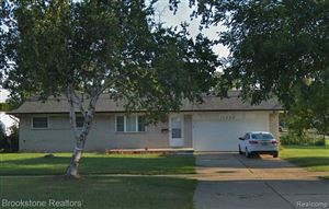 Photo of 11099 17 MILE RD, Sterling Heights, MI 48313-4901 (MLS # 30773921)