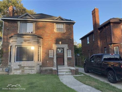 Photo of 17346 Cherrylawn St, Detroit, MI 48221 (MLS # 50054924)