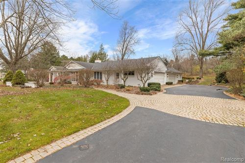 Tiny photo for 1041 EASTOVER DR, Bloomfield Hills, MI 48304-2533 (MLS # 40135932)