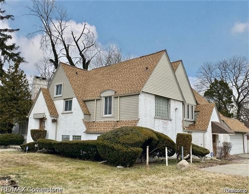 Tiny photo for 10035 W OUTER DR, Detroit, MI 48223-1736 (MLS # 40134935)