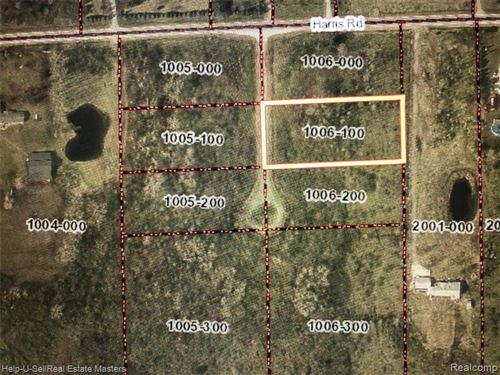 Photo of TBD1006-100 HARRIS RD, Lakeport, MI 48059- (MLS # 40148935)