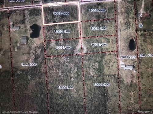 Photo of TBD 1005-000 HARRIS RD, Lakeport, MI 48059- (MLS # 40148947)