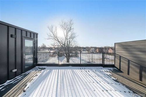 Tiny photo for 1450 TOWNSEND ST, Detroit, MI 48214- (MLS # 40146949)