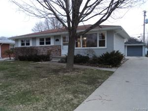 Photo of 3536 WILLIAMSBURG DR, Port Huron, MI 48060 (MLS # 21436954)