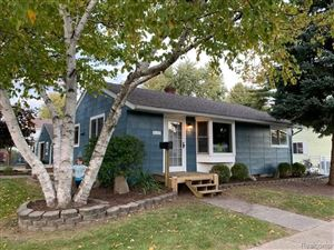 Photo of 630 WEST BLVD, Marine City, MI 48039-1570 (MLS # 30775955)