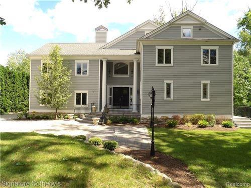 Tiny photo for 3423 CHICKERING LN, Bloomfield Hills, MI 48302-1417 (MLS # 40134955)