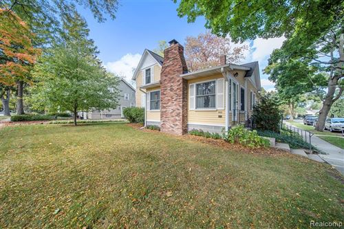 Tiny photo for 283 E LINCOLN ST, Birmingham, MI 48009-1762 (MLS # 40110958)