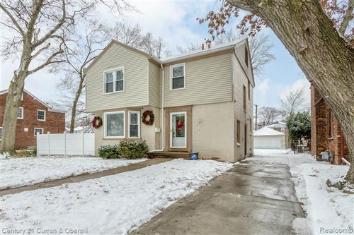 Photo of 20427 PICADILLY RD, Detroit, MI 48221-1311 (MLS # 40143962)