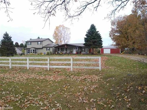 Photo of 8991 Hill Rd, Wales, MI 48027 (MLS # 50026967)