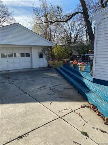 Tiny photo for 123 NORMANDY RD, Royal Oak, MI 48073-2511 (MLS # 40124968)