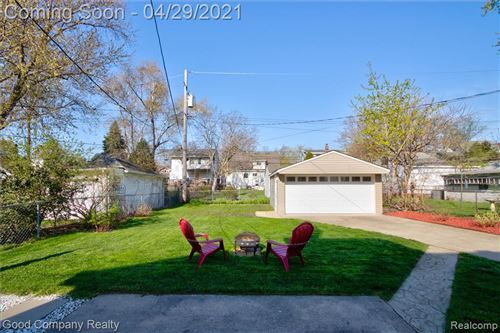 Tiny photo for 1531 DOVER ST, Ferndale, MI 48220-1614 (MLS # 40165969)