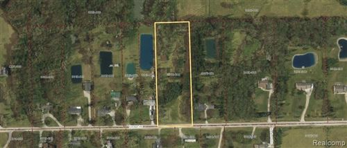 Photo of Vacant Land KETCHUM RD, Saint Clair, MI 48079 (MLS # 40237972)