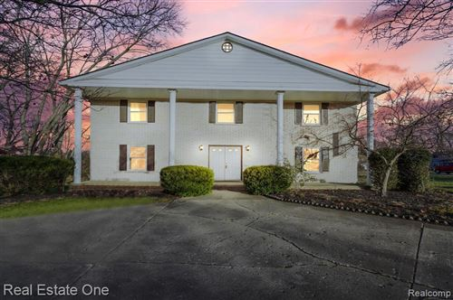 Photo of 21700 NORMANDALE ST, Beverly Hills, MI 48025-4858 (MLS # 40124985)
