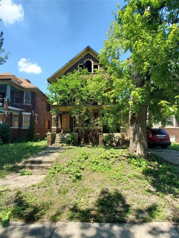 1736 E GRAND BLVD, Detroit, MI 48211-3146 - MLS#: 40076988