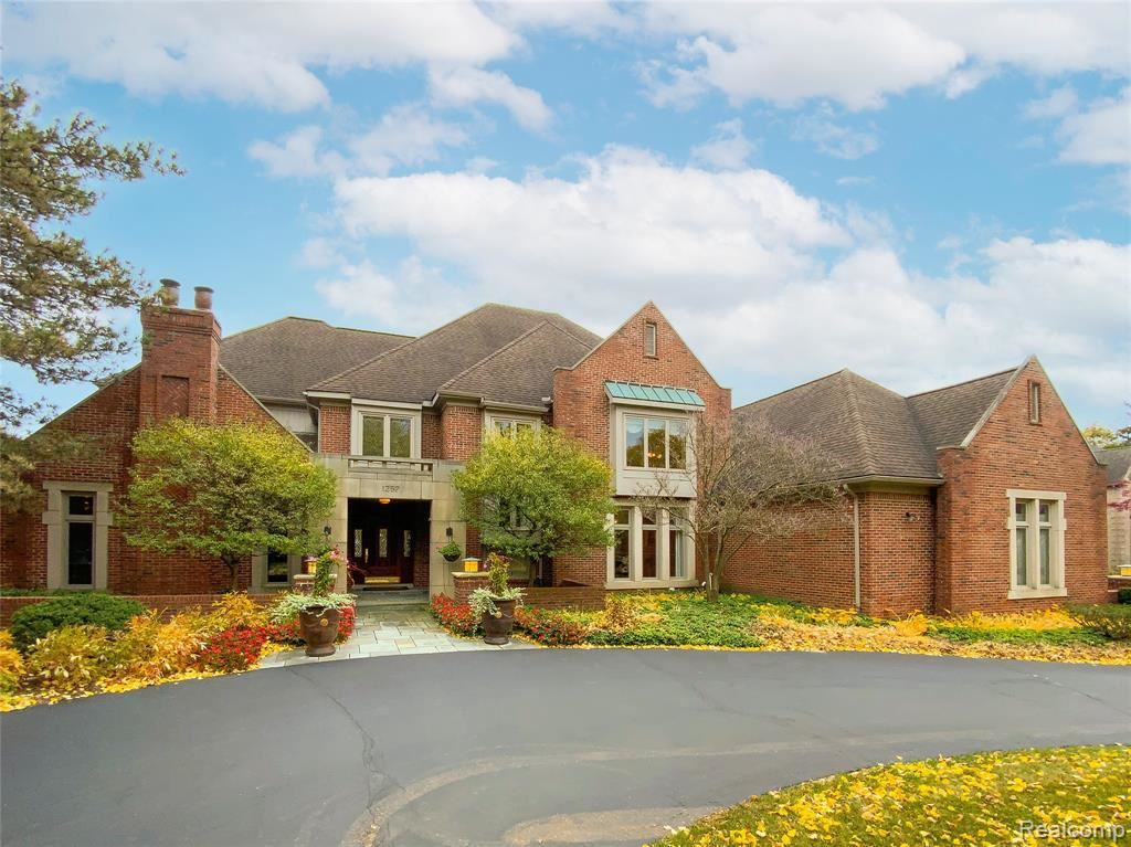 Photo for 1257 WATER CLIFF DR, Bloomfield Hills, MI 48302-1975 (MLS # 40112991)
