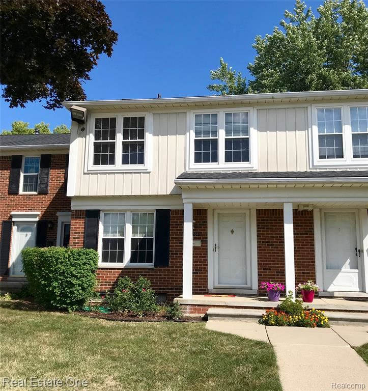 Photo of 36504 PARK PLACE DR, Sterling Heights, MI 48310-4221 (MLS # 40011993)