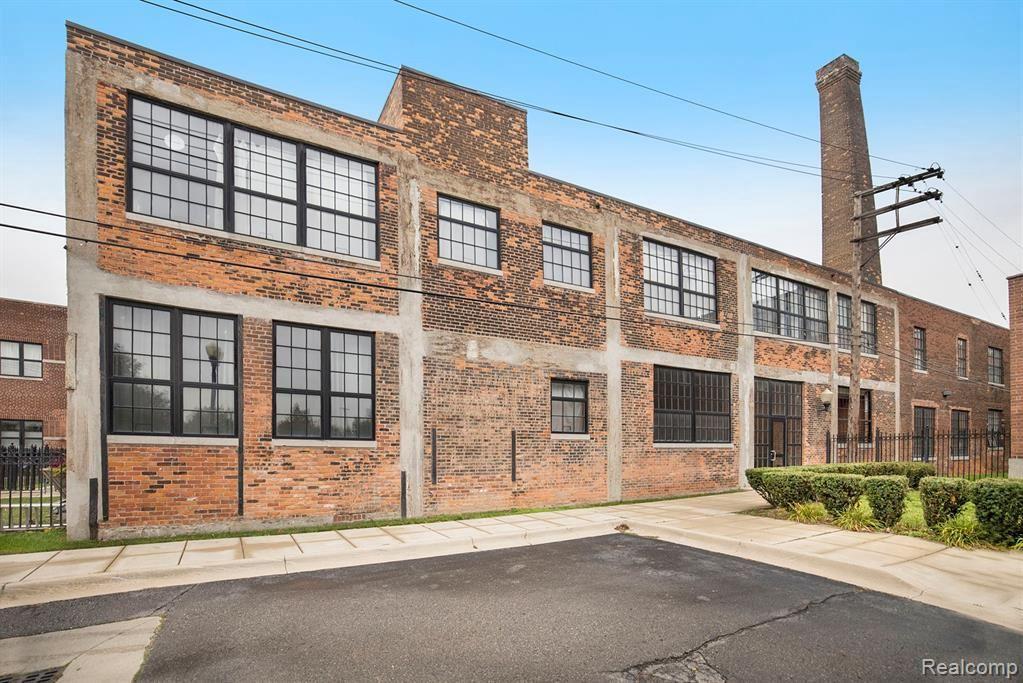 Photo for 5766 TRUMBULL UNIT#208 ST, Detroit, MI 48208-1776 (MLS # 40167999)