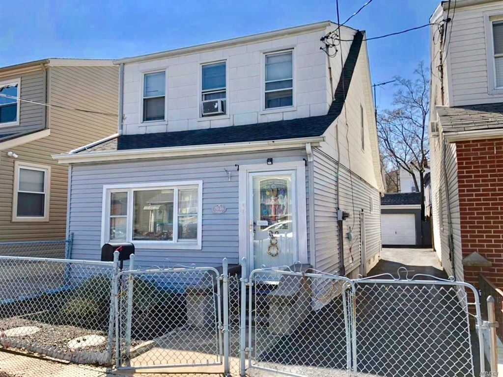 70-16 53rd Road, Maspeth, NY 11378 - MLS#: 3117000