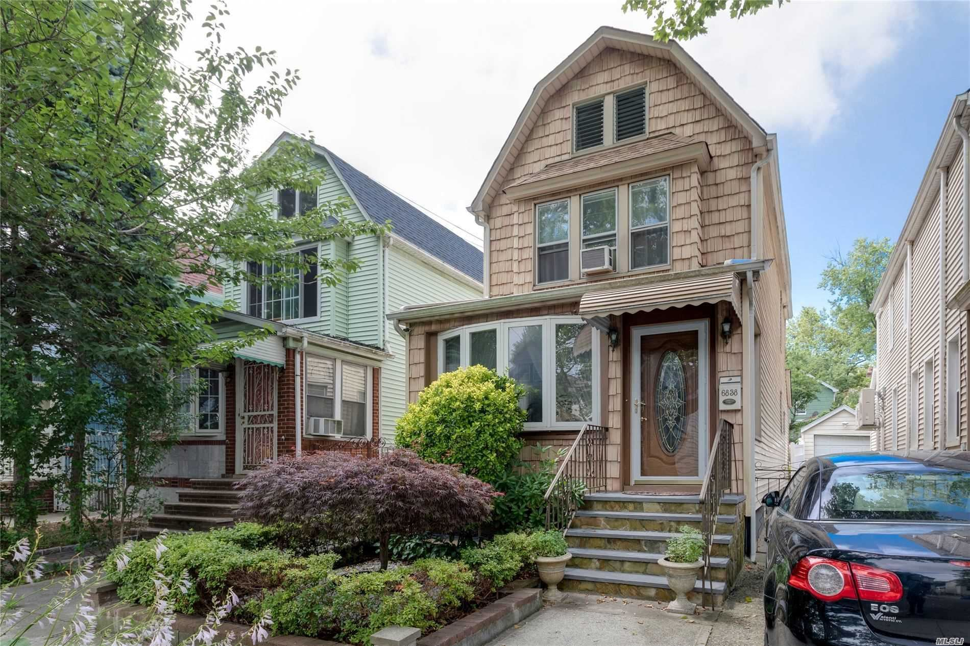 68-38 Manse Street, Forest Hills, NY 11375 - MLS#: 3231001