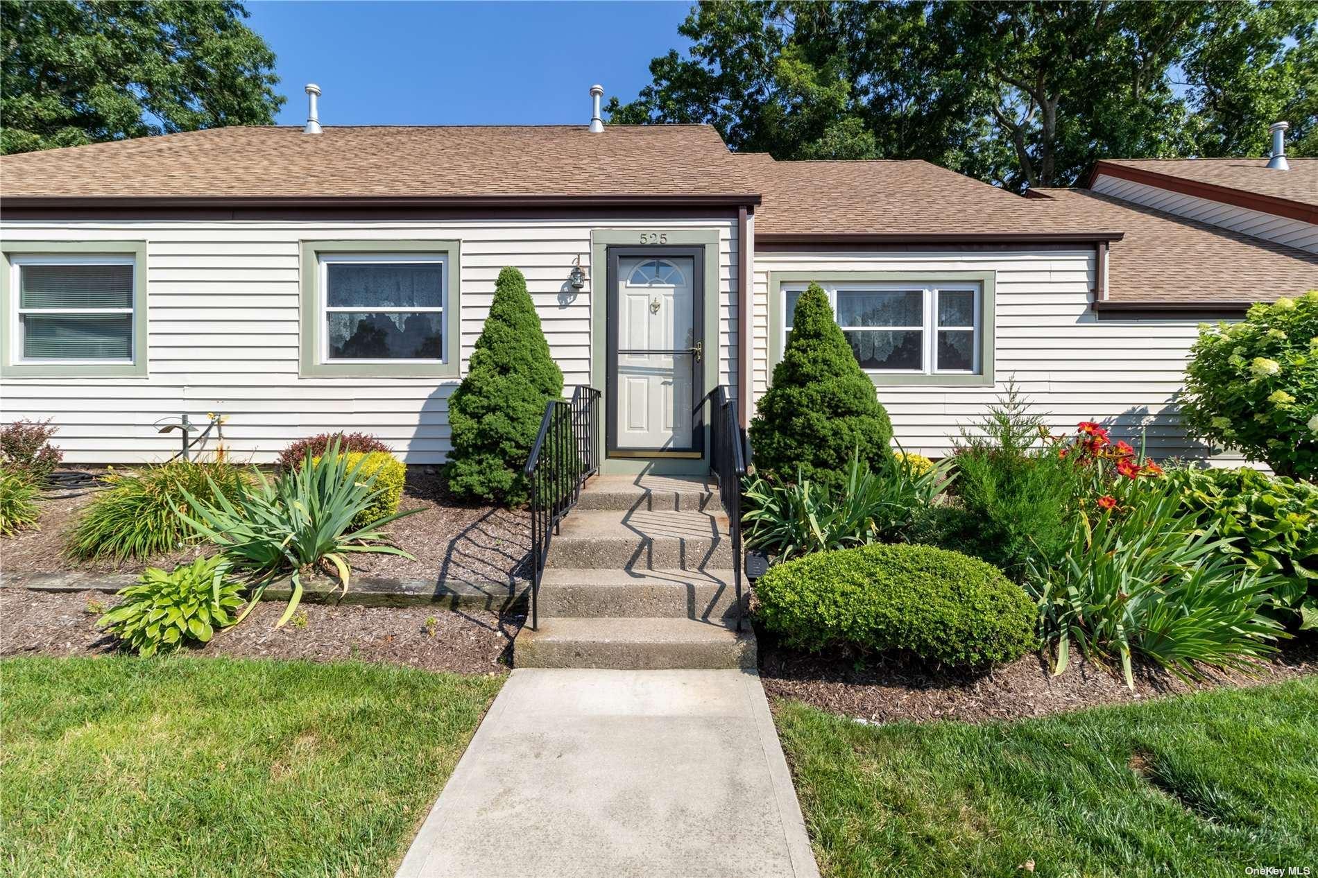 525 Lake Court #525, Middle Island, NY 11953 - MLS#: 3336001