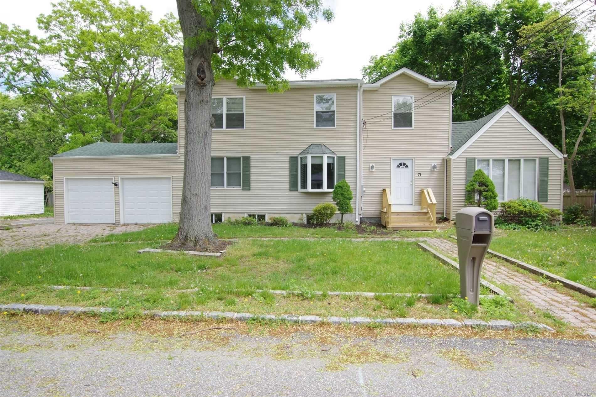 71 Coates Ave, Holbrook, NY 11741 - MLS#: 3220004