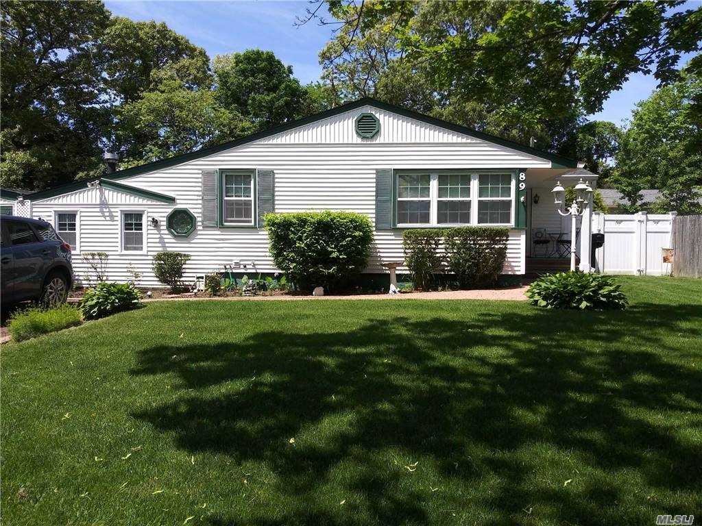 89 Eastwood Boulevard, Centereach, NY 11720 - MLS#: 3262004