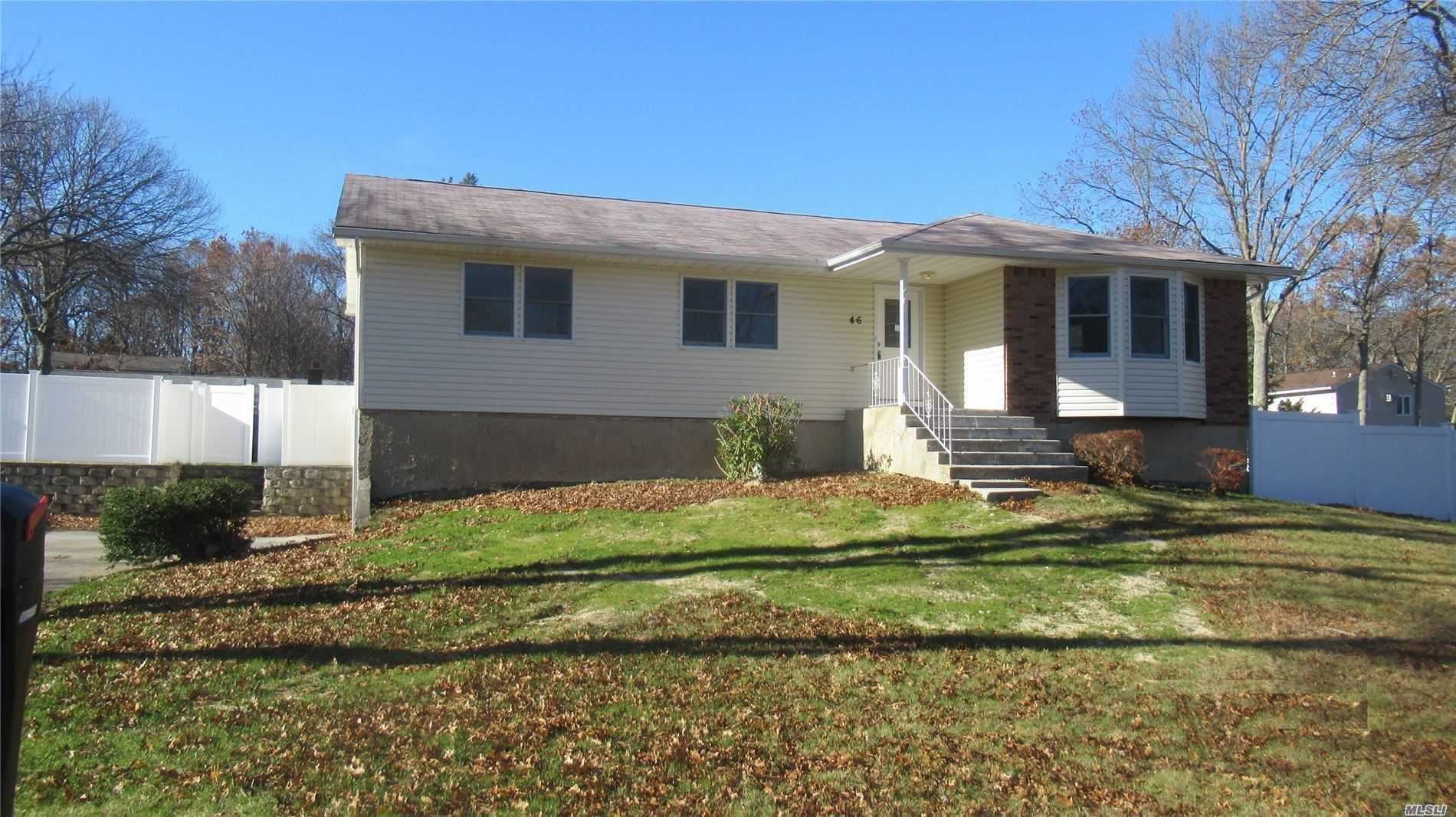46 N Suffolk Drive, Rocky Point, NY 11778 - MLS#: 3214005