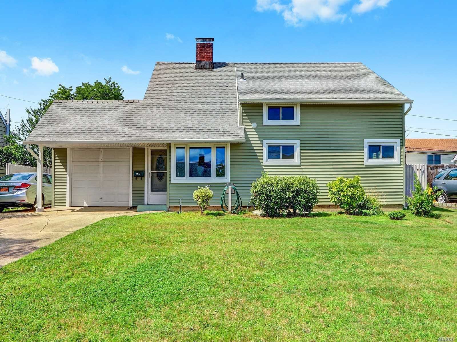 163 Spindle Road, Hicksville, NY 11801 - MLS#: 3234006
