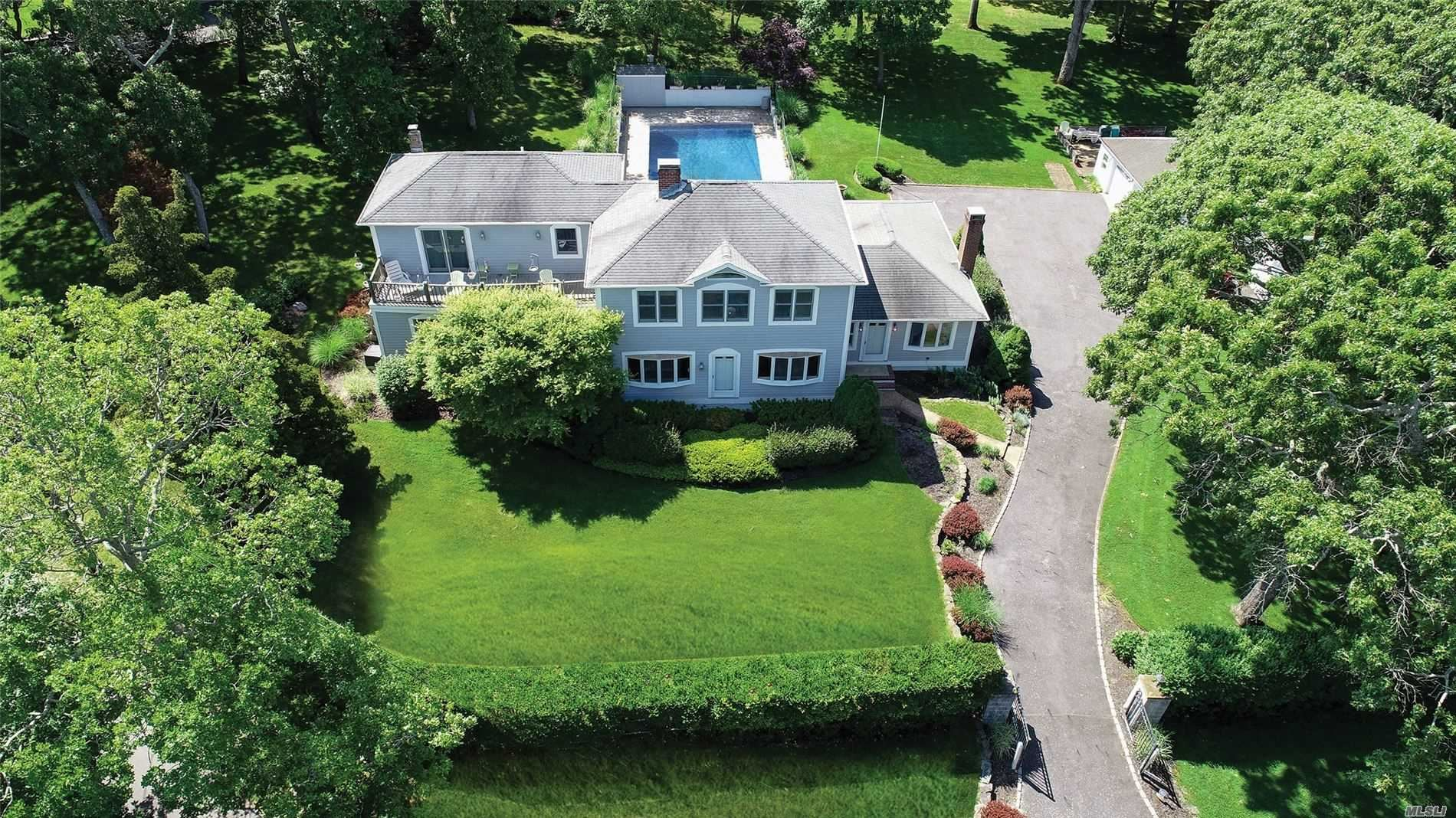 45 Red Cedar Point Road, Hampton Bays, NY 11946 - MLS#: 3228009