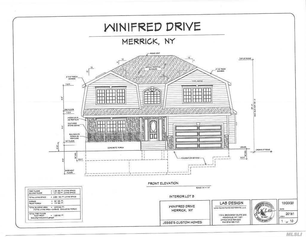Photo of 2131 Van Nostrand Avenue, Merrick, NY 11566 (MLS # 3285010)