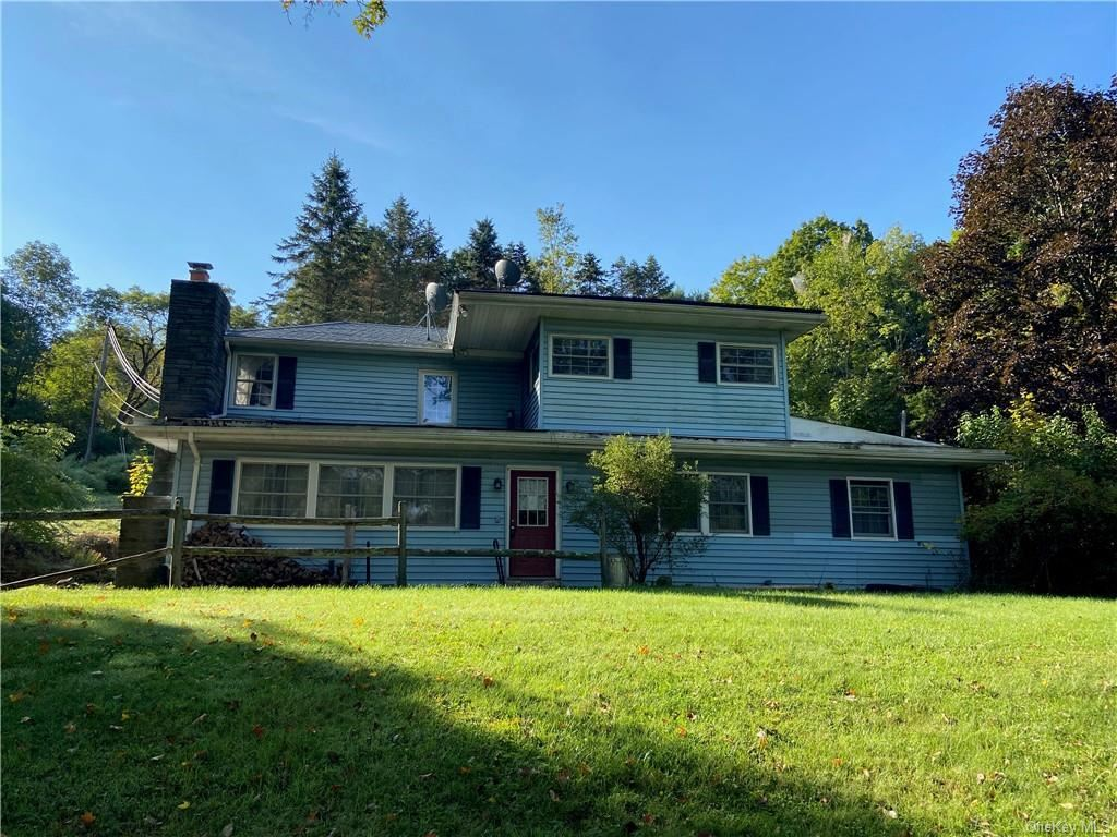 Photo for 541 Jeffersonville N Branch Road, North Branch, NY 12766 (MLS # H6062012)