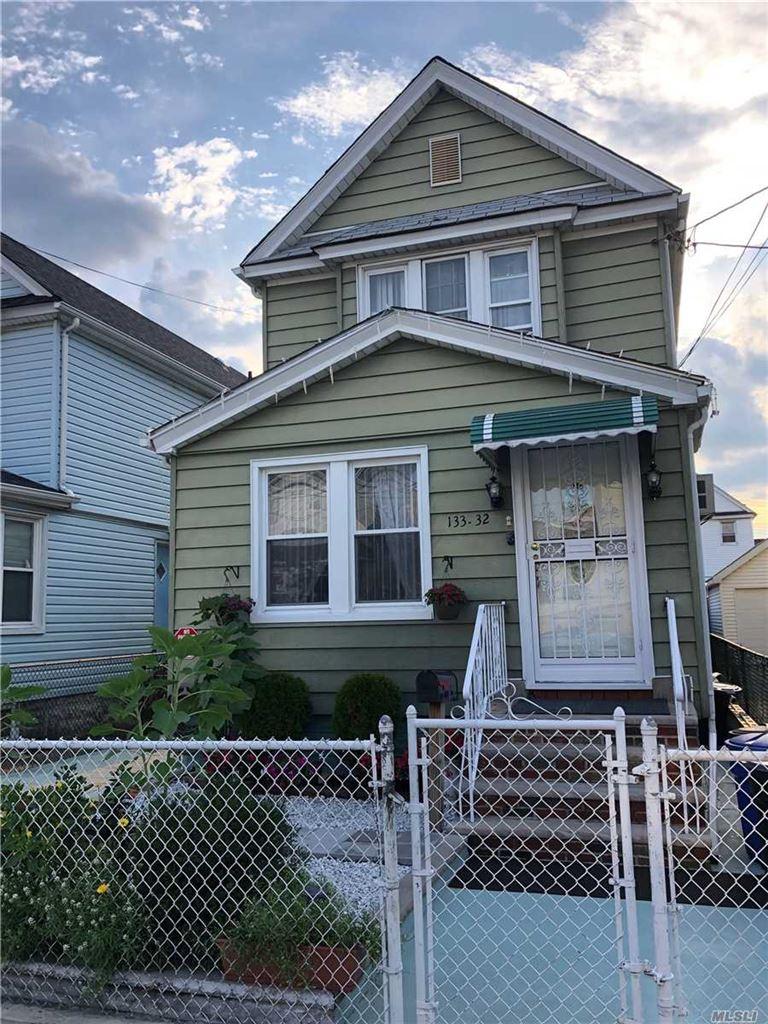 133-32 132 Street, S. Ozone Park, NY 11420 - MLS#: 3155017